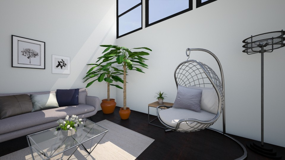 random corner - Living room - by F T