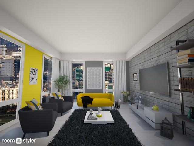 living - Living room - by Kim Youn ji