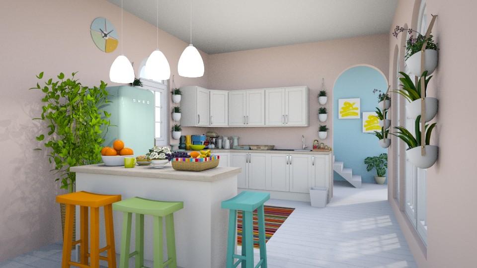 Kitchen - Kitchen - by dianasyafira