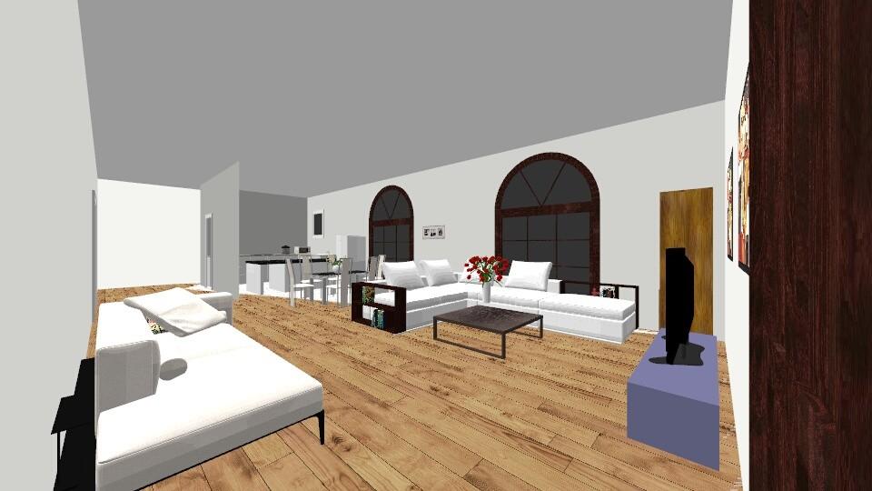 mine - Living room - by jaf4real