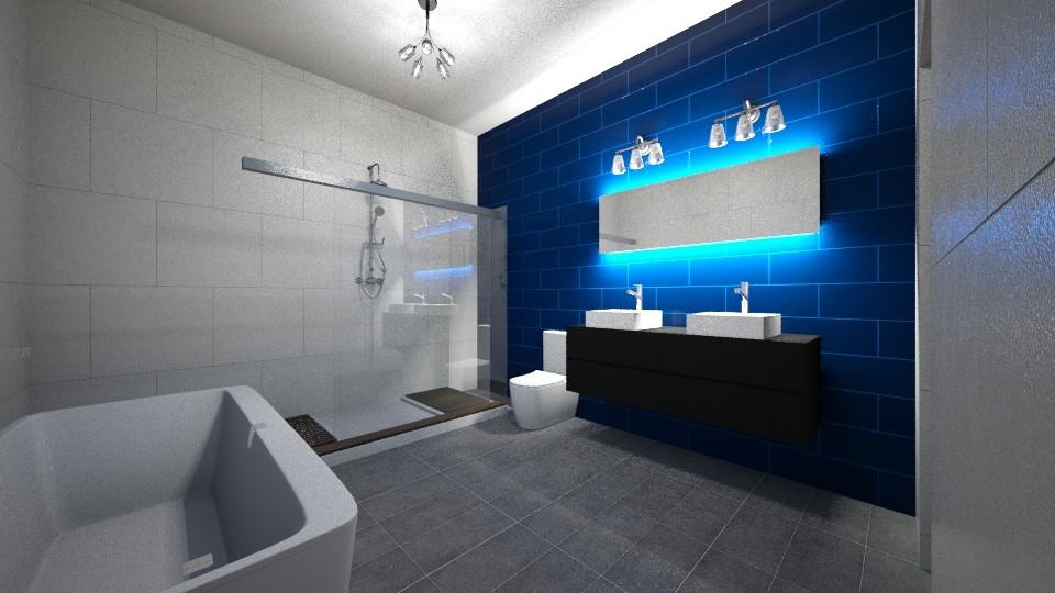 a bathroom - Modern - by JarvisLegg