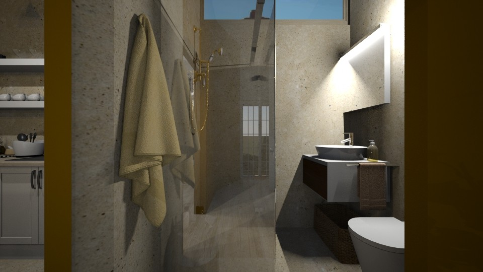 Casa194Bathroom - Modern - Bathroom - by nickynunes