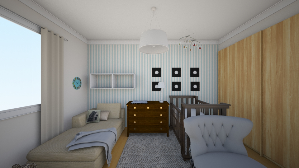 BABY - Kids room - by arquicass