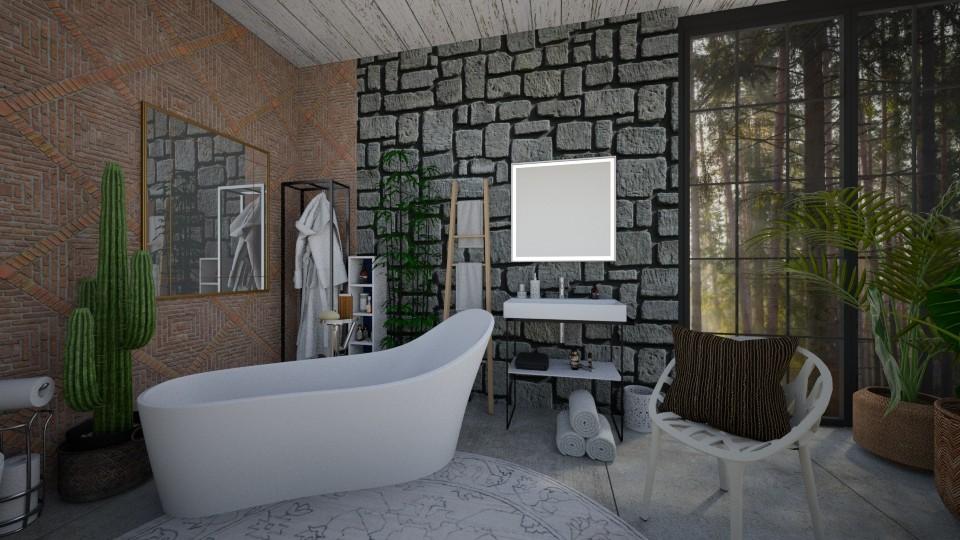 bath19052020 - Bathroom - by jezek1