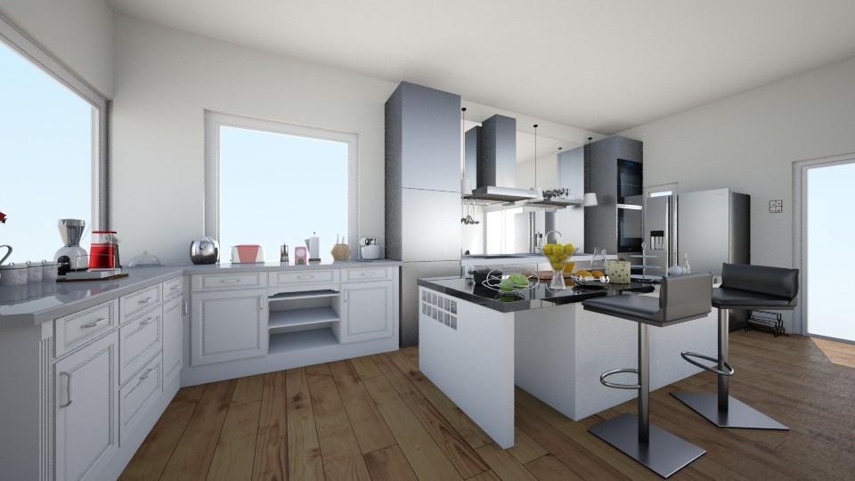 cocina - Kitchen  - by marta_126