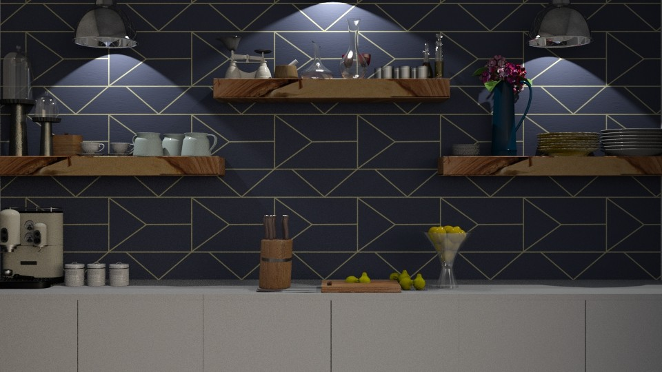 Kitchen - Global - Kitchen - by Annathea