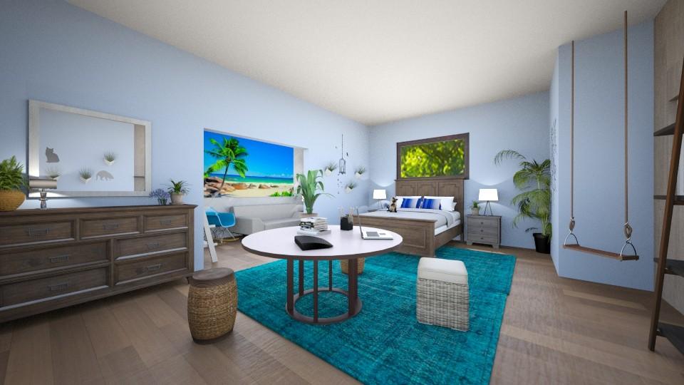 Ocean breeze - Modern - Bedroom - by kaimunoz0600