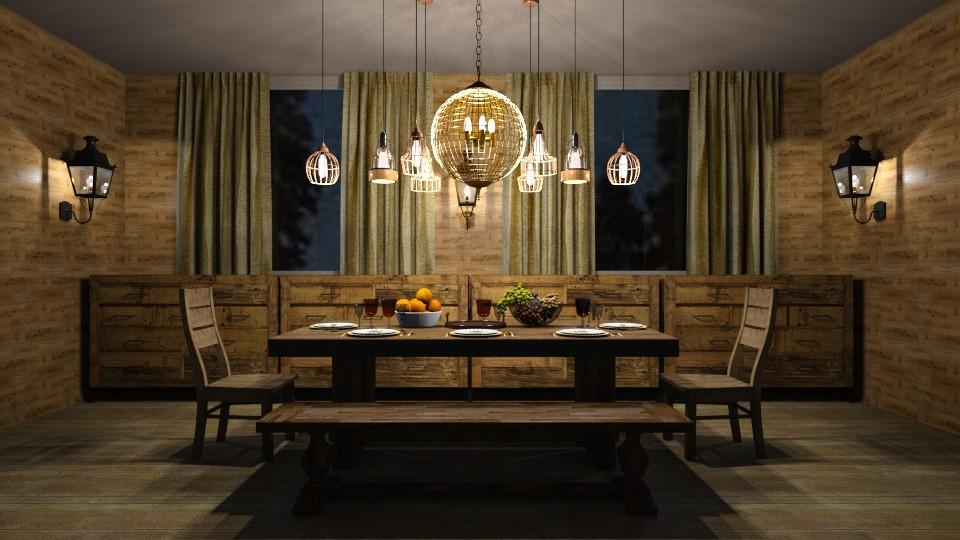 Rustica Dinner - by Lifandus