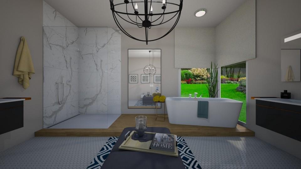 Bathroom - Bathroom - by luiza cruz