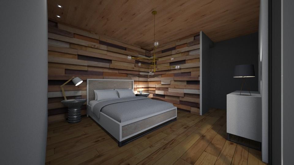 ECO18 Bedroom - by Shuu Dark