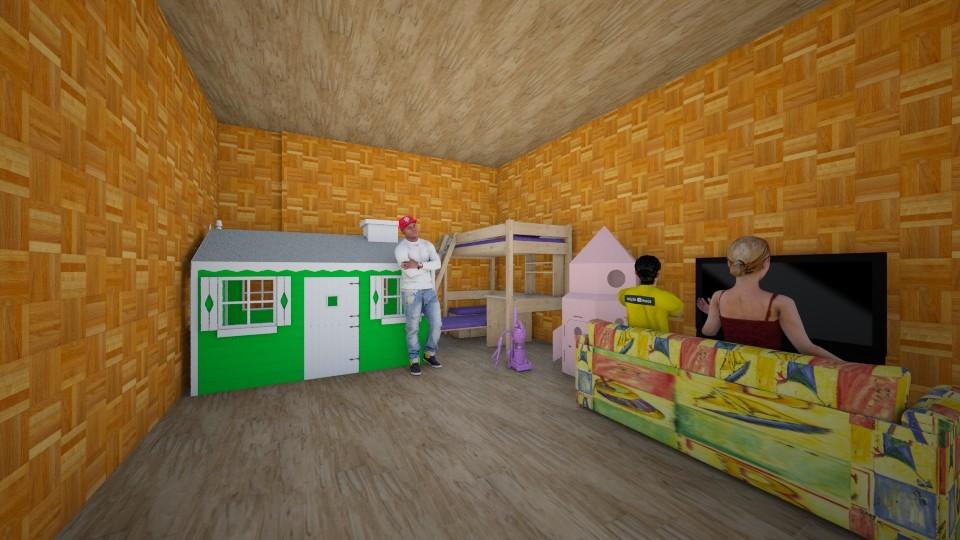 Kids room - Modern - Kids room  - by Yasir Ross