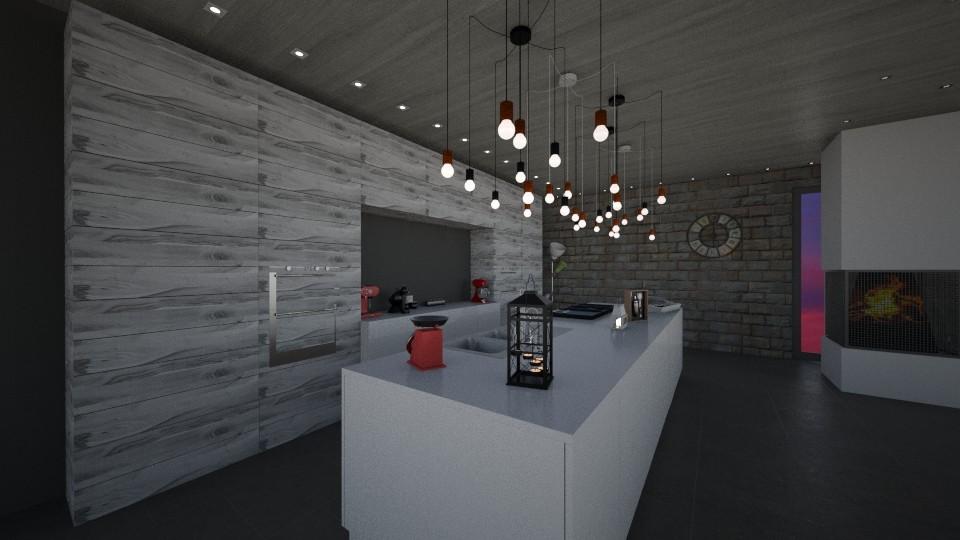 maison Xavier 1 - Living room - by Shuu Dark