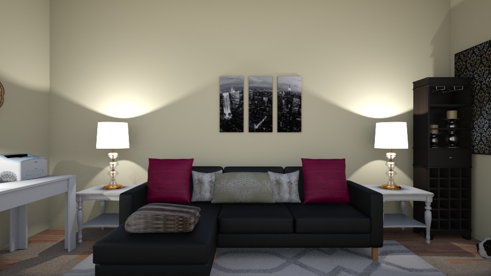 livingroom with newchaise - Living room - by TRICIA81