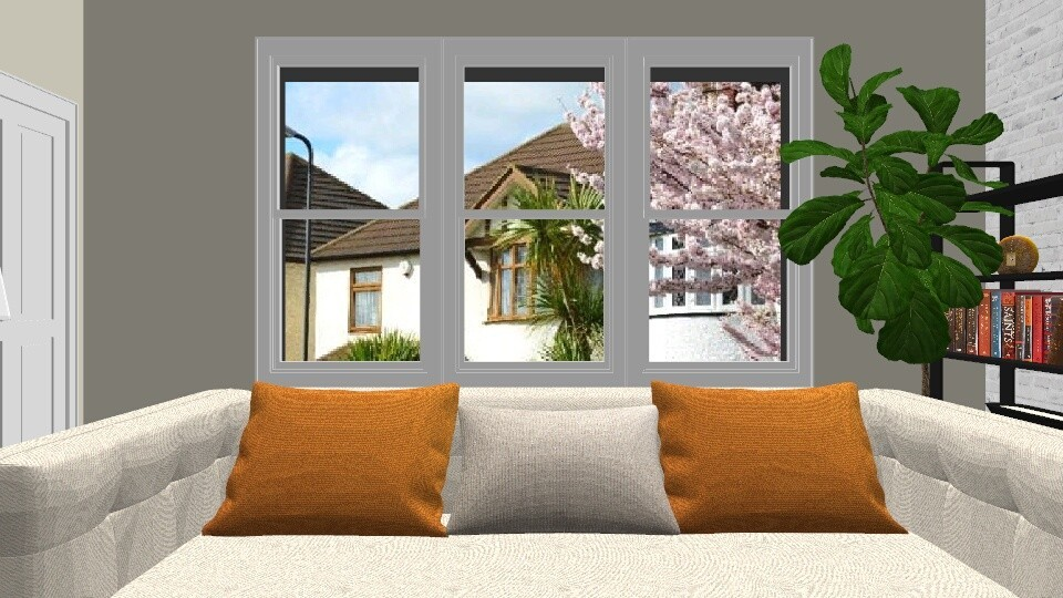 Dream Living Room - Living room - by ellejay_1207