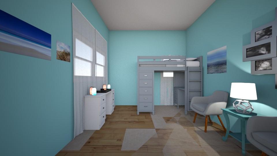 My Bedroom Missouri 3 - Modern - Bedroom - by WPM0825