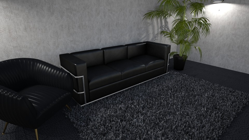 Office of jkl - Modern - Office  - by DaRoomPig