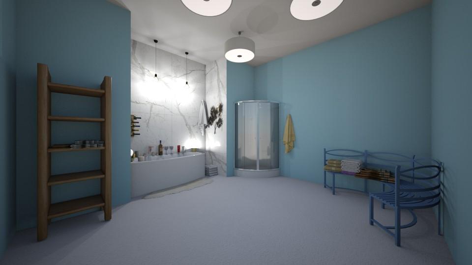 Bathroom - Bathroom  - by SisterMoo