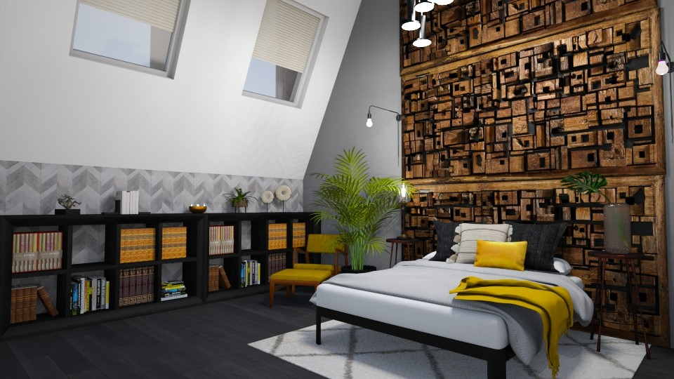 Ada Bart - Modern - Bedroom  - by AdaBart