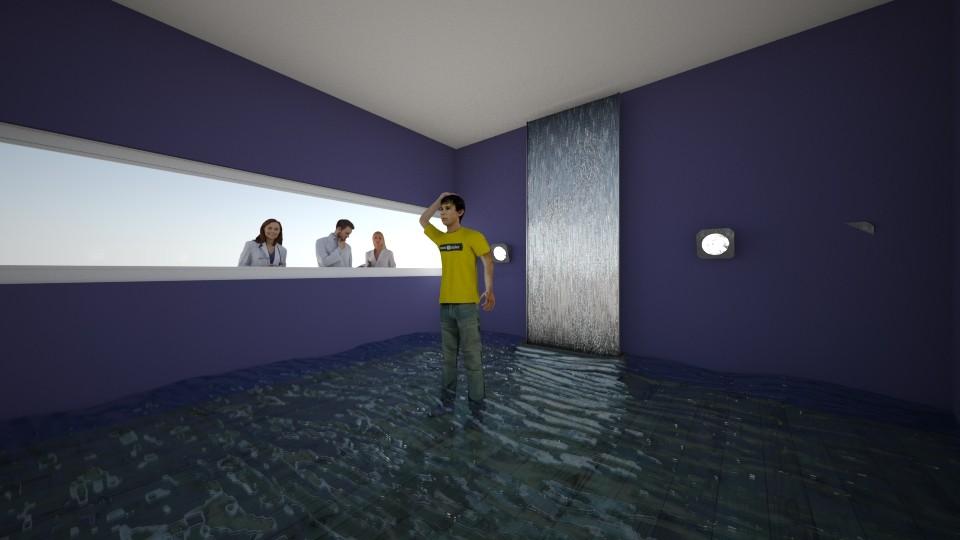Test 3 - Feminine - Bathroom - by Wayfarer of Rither Fall