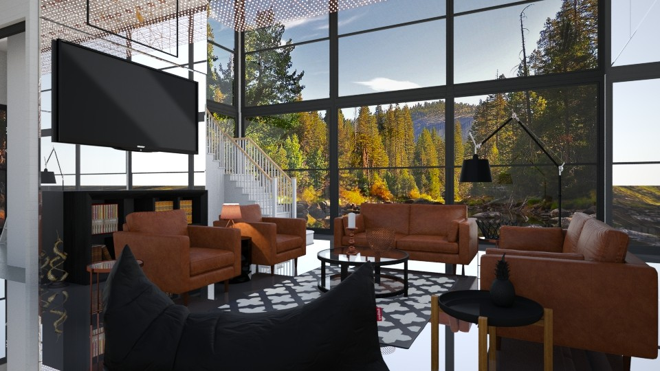 Reach for perfection - Modern - Living room - by Lucii