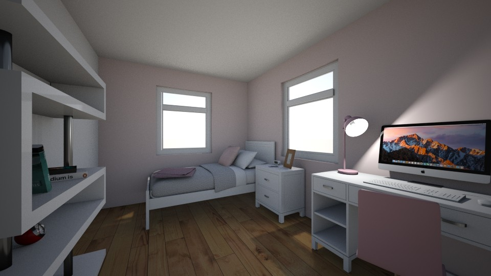 Room Design_Jaci - Bedroom  - by TheONE_Rose