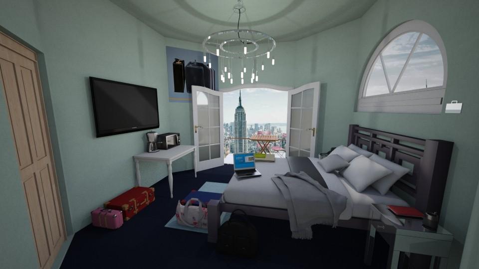 Hotel Room - Modern - by Tiny Dancer