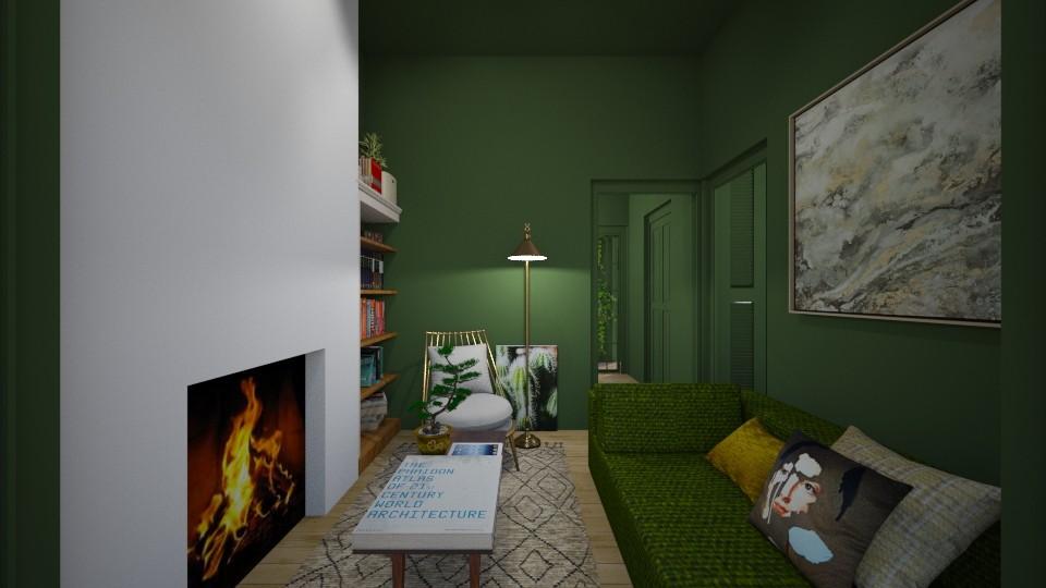 Casa187LivingRoom - Modern - Living room - by nickynunes