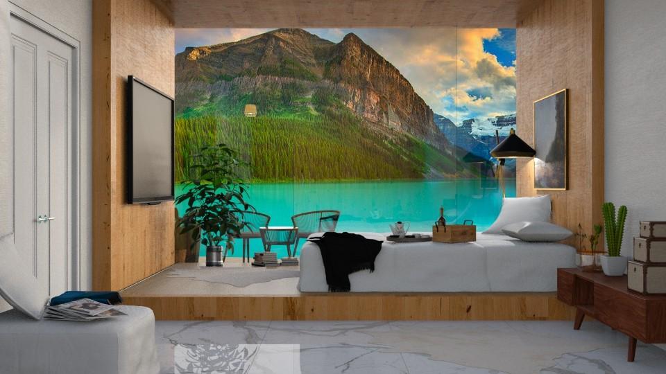Hotel  - by Brielaaa
