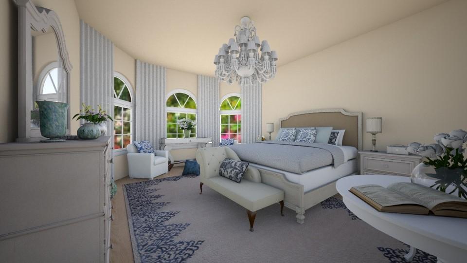 Quarto Harmonia  - Bedroom - by Natt Vasconcelos