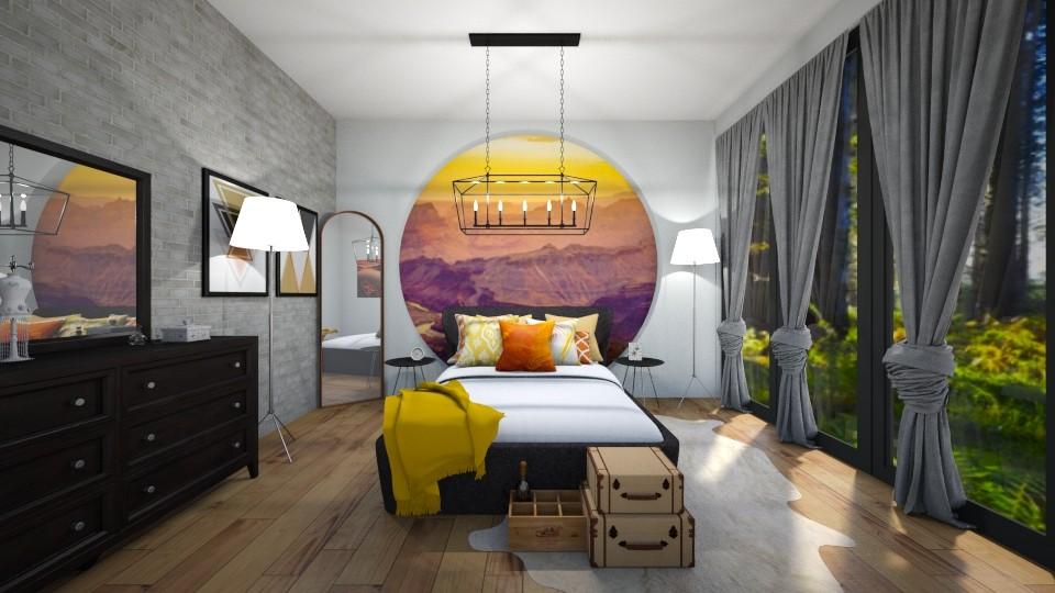 Mural - Bedroom - by sjm2025ozark