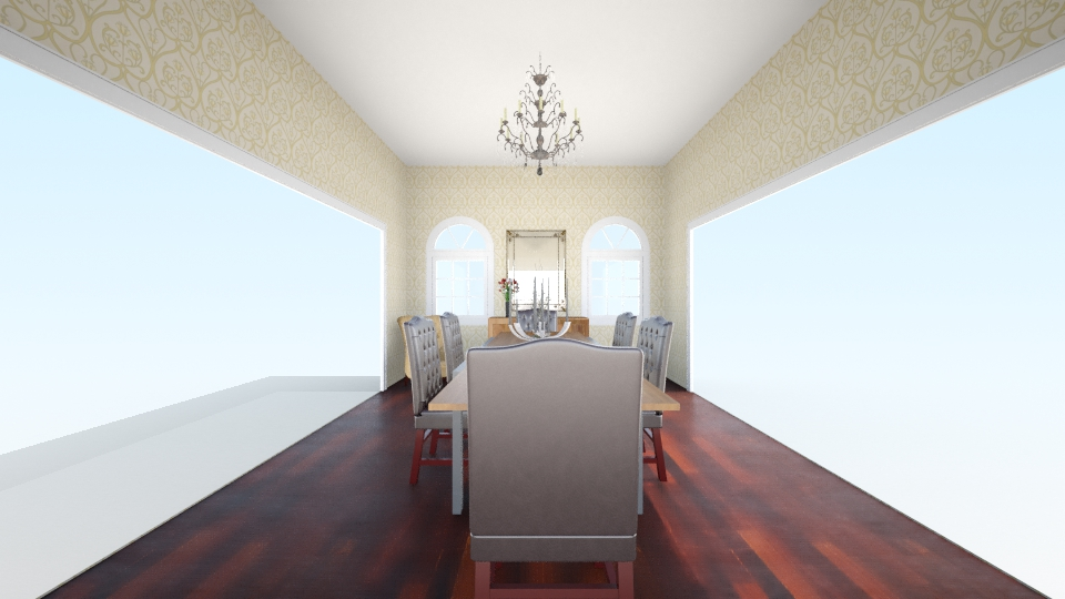 luxur - Classic - Dining room - by MarquiGames