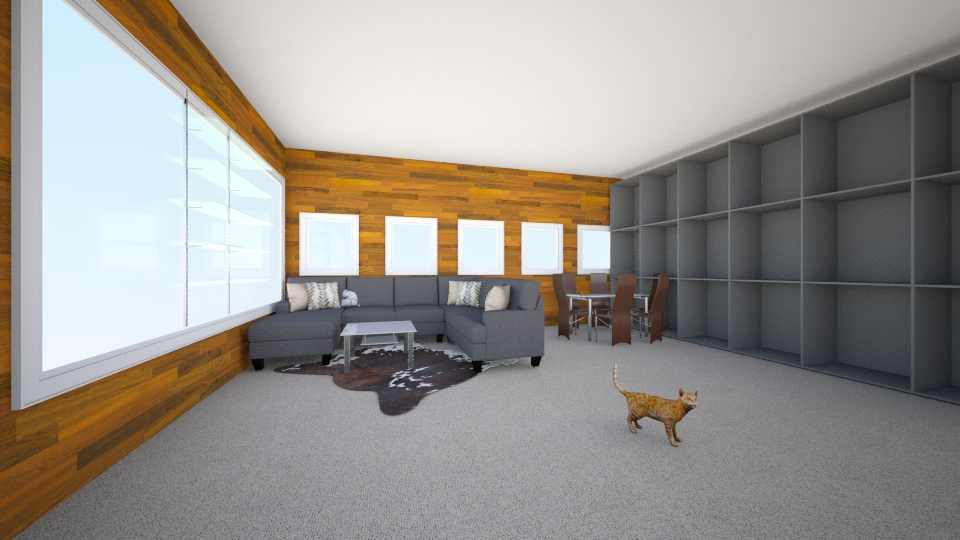 The future livingroom  - Living room - by Dasha Chukalovskaya