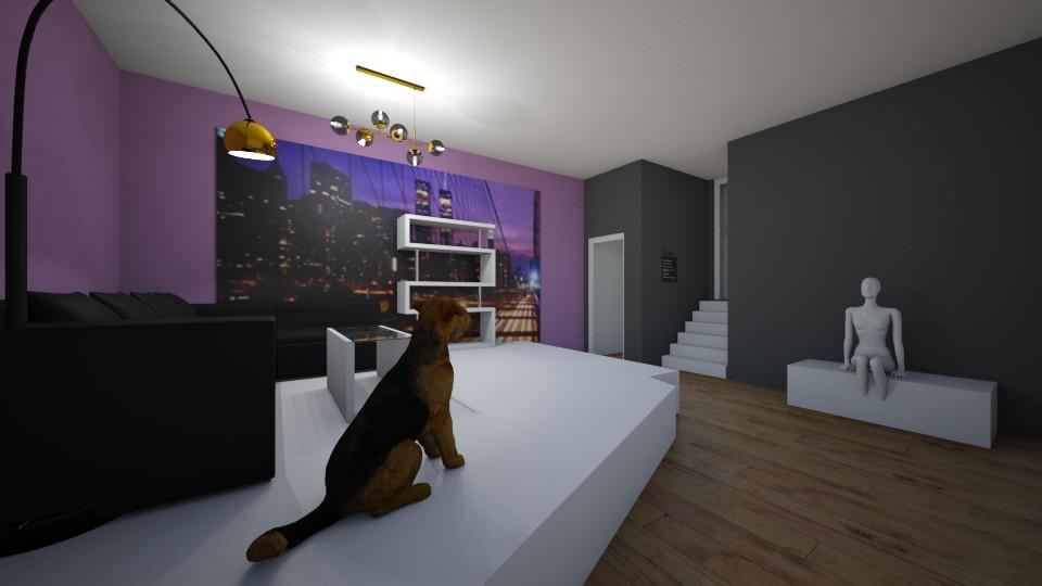 lovely room - Living room - by landen russo