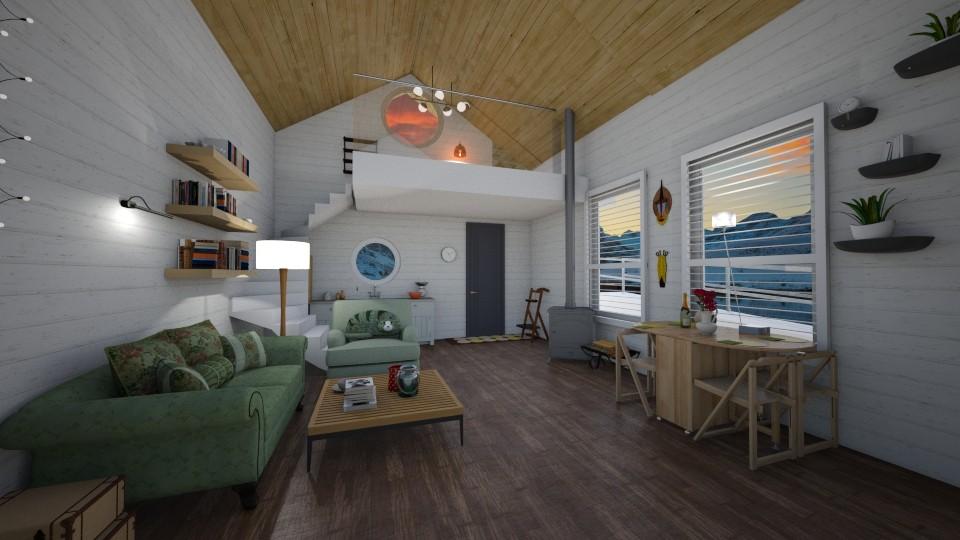 rybacki domek - by niok