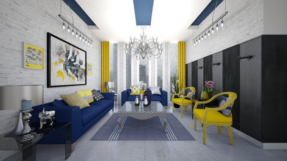BandY - Modern - Living room - by shooshB