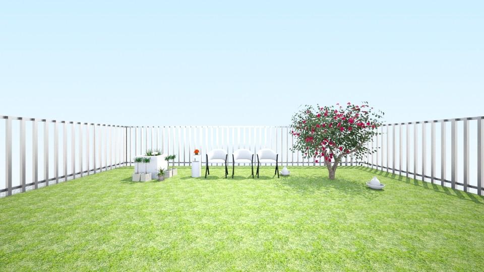Garden - Modern - Garden - by KKIsCrazyAF