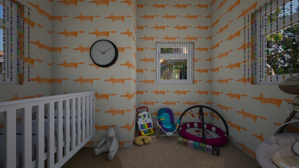 Baby Girl Room - Kids room - by RAF2024