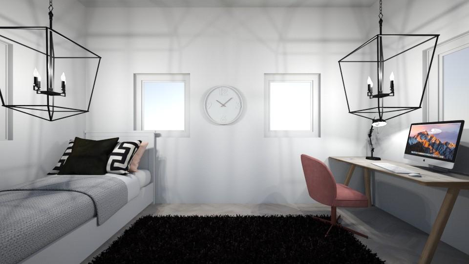 little bedroom - Modern - Bedroom - by Kootje