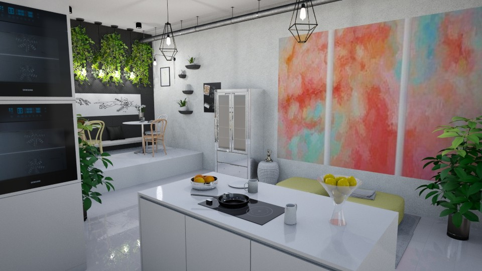 Calm Peace of Mind - Kitchen  - by EmilyTJ03