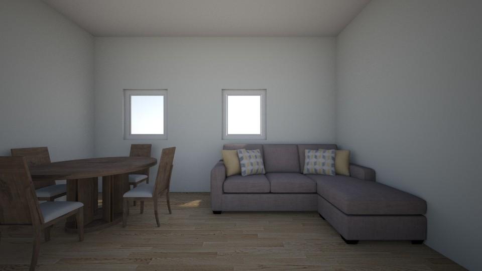 Puki kuca 2 - Modern - Living room - by VesnaSna