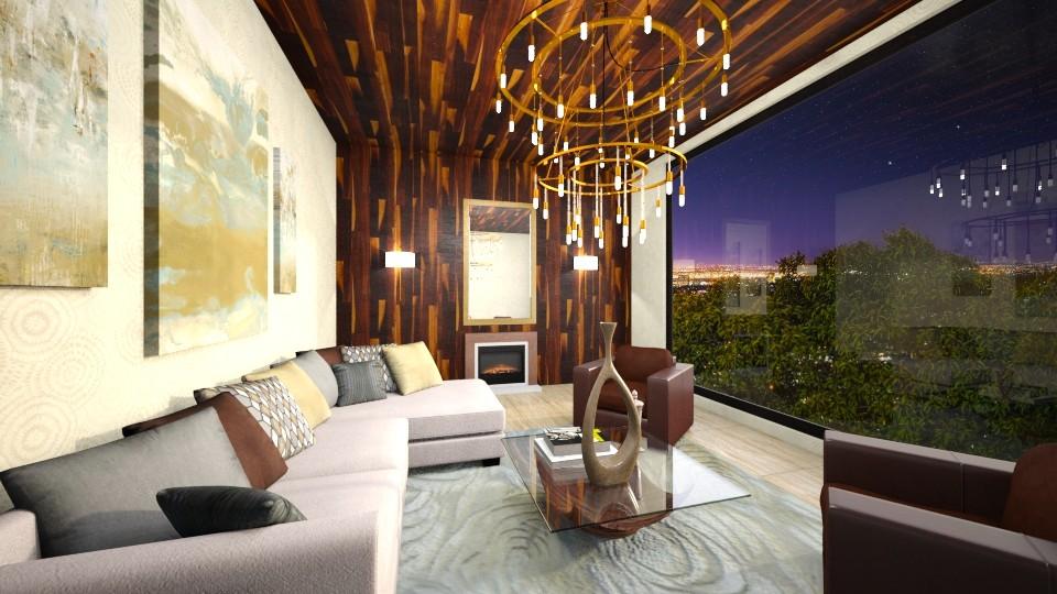 Formal Living Room - Living room - by nicquo40