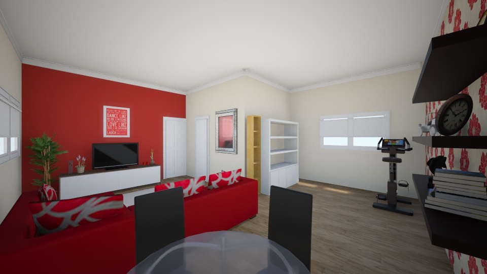 front room  - Living room  - by vickyreed24