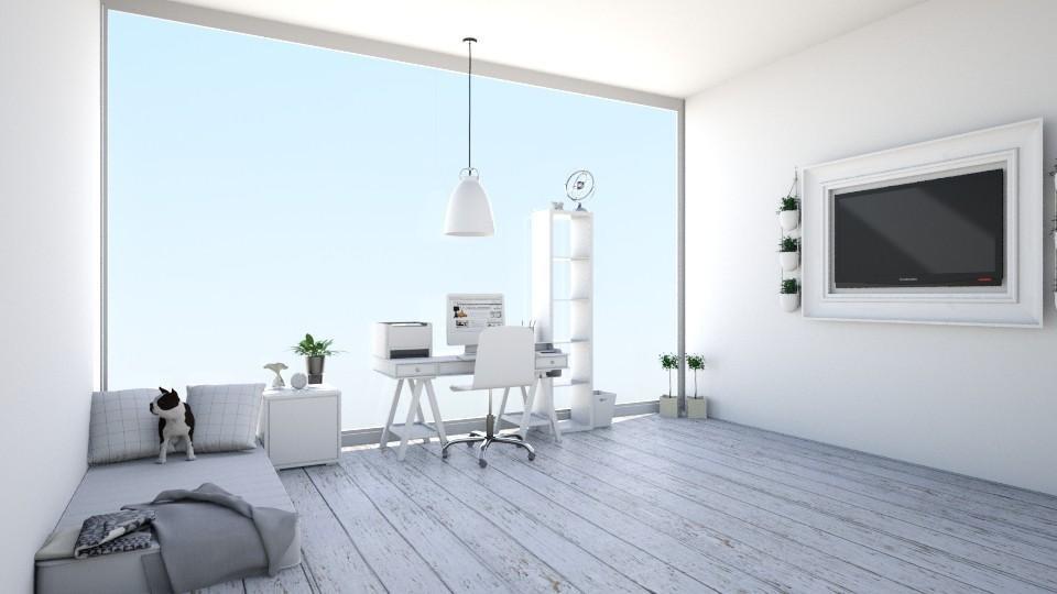 My Dream Bedroom - Modern - Bedroom - by KKIsCrazyAF