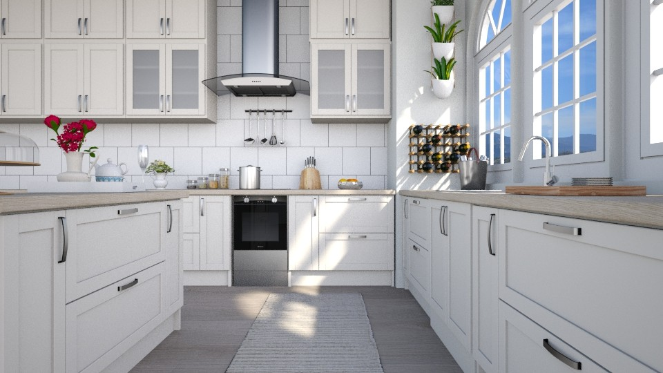 Kitchen - by nabilacandra