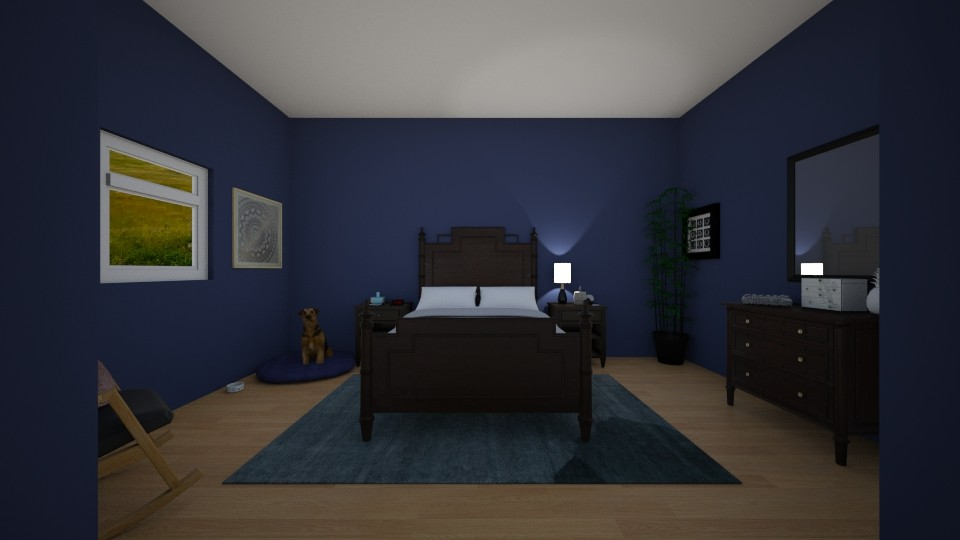 Room for Grandma - Classic - Bedroom - by RAF2024