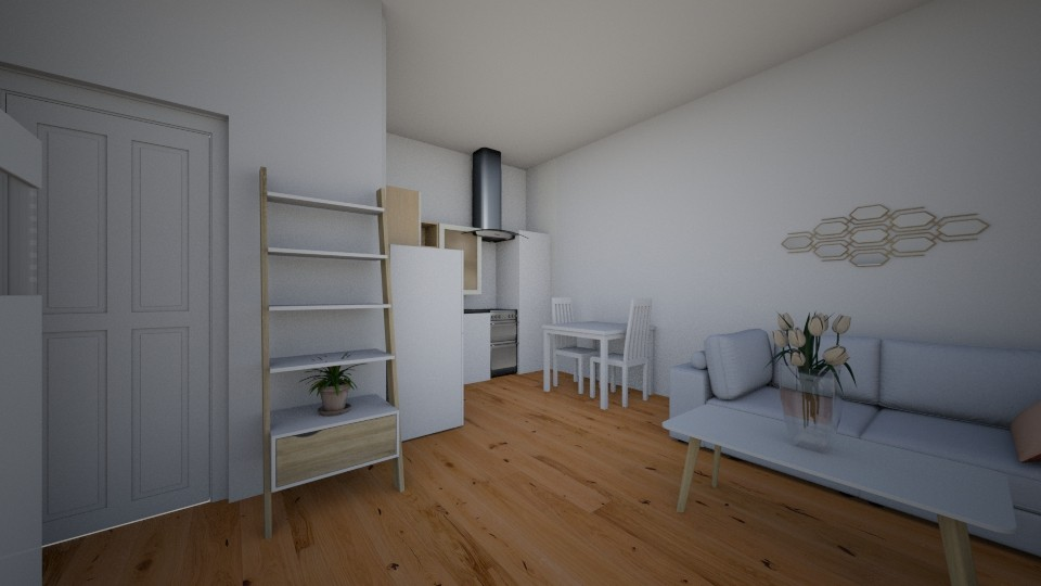 salon - Living room - by zulieton