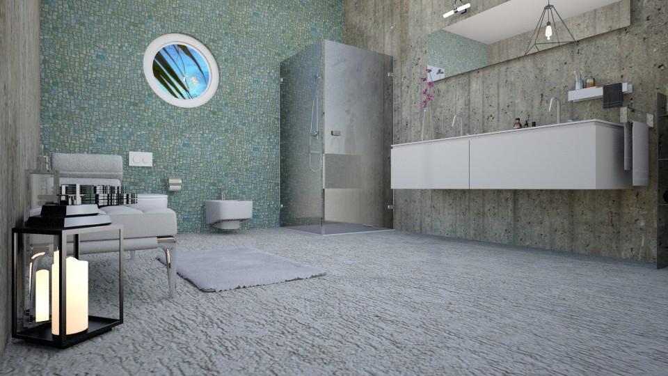 kupatilo 1 - by Gagany