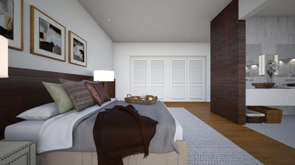Thailand Dream VII - Modern - Bedroom - by Claudia Correia