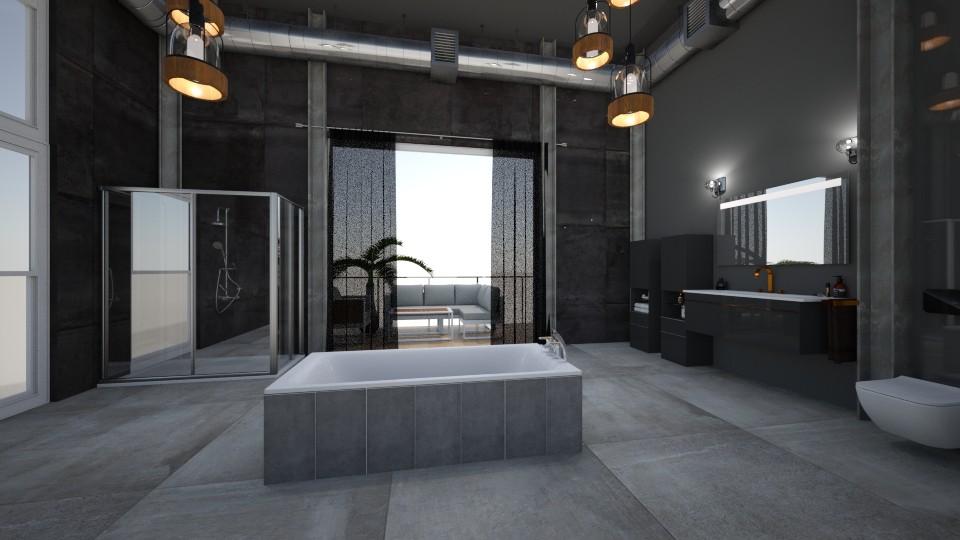 Ada Bart - Modern - Bathroom  - by AdaBart