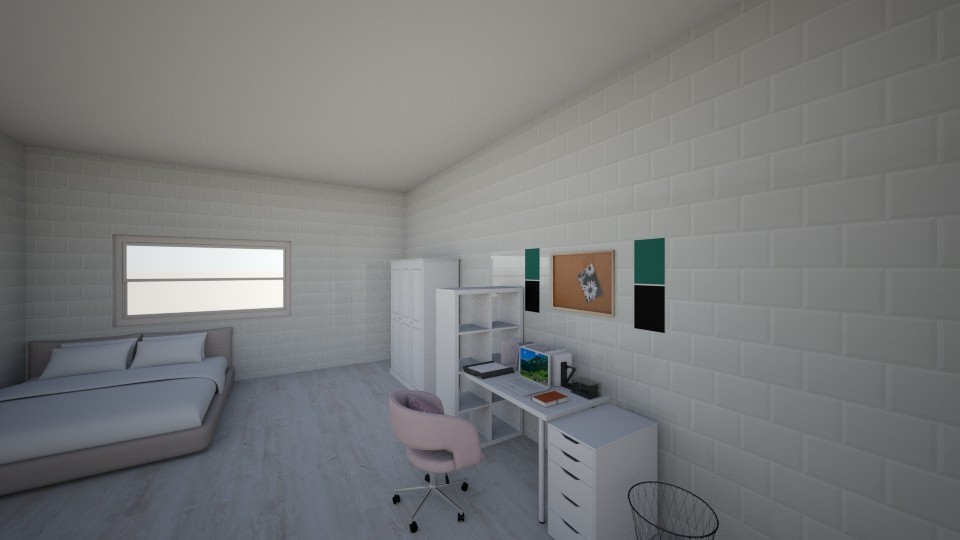my room - Modern - Bedroom - by march97